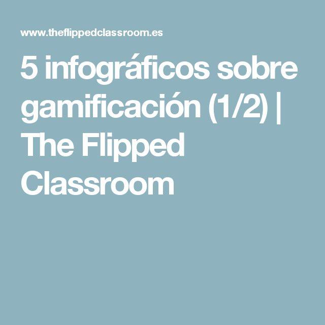 5 infográficos sobre gamificación (1/2) | The Flipped Classroom
