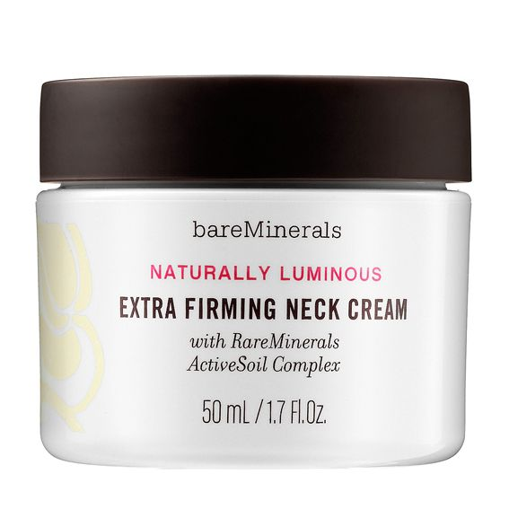 Feeling Bad About Your Neck? Here Are the Best Creams on the Market - BareMinerals Extra Firming Neck Cream  - from InStyle.com
