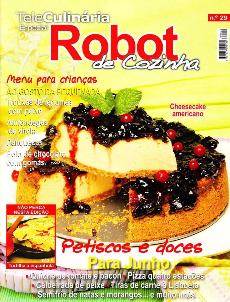 TeleCulinária Robot de Cozinha Nº 29 - Junho 2010