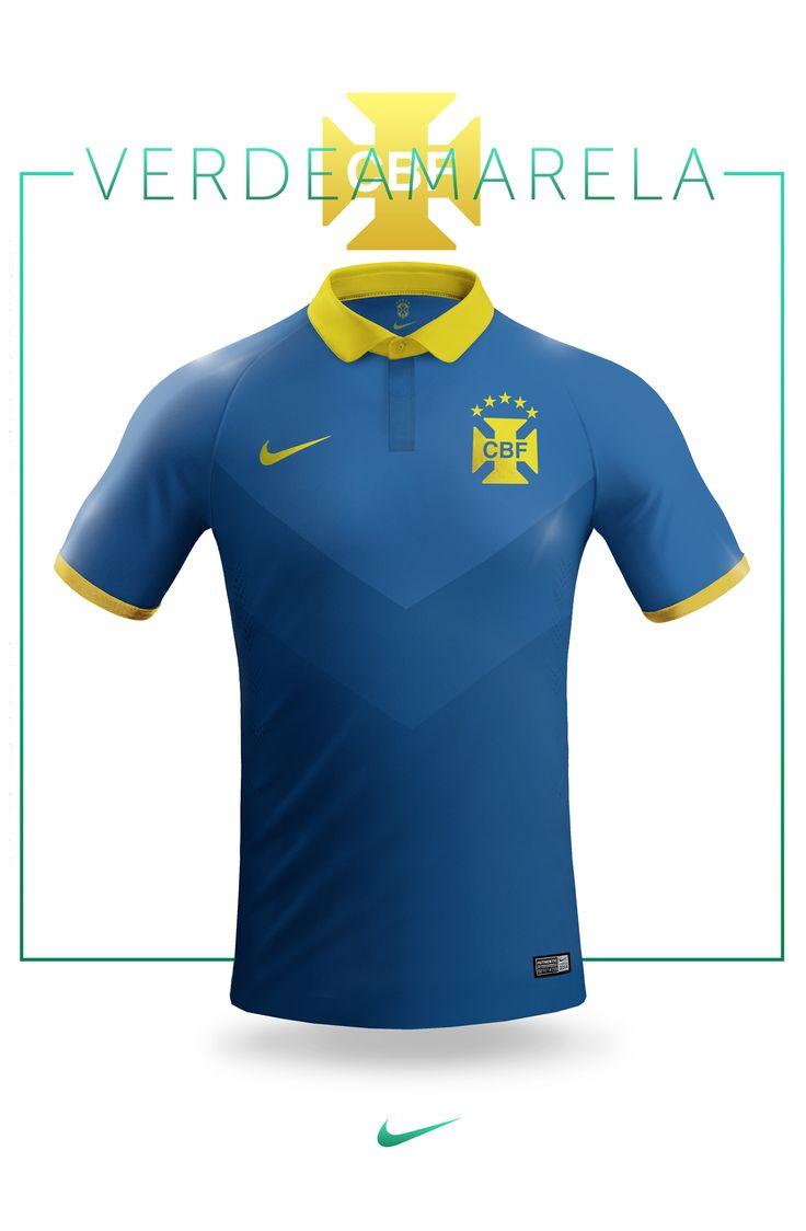 Shirt design concepts - National Football Teams Concept Jersey Design Nike