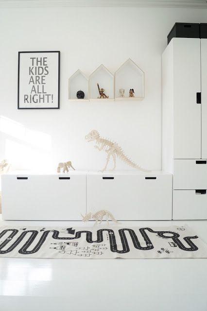 Ikea Stuva by Mitt Lille Hjerte
