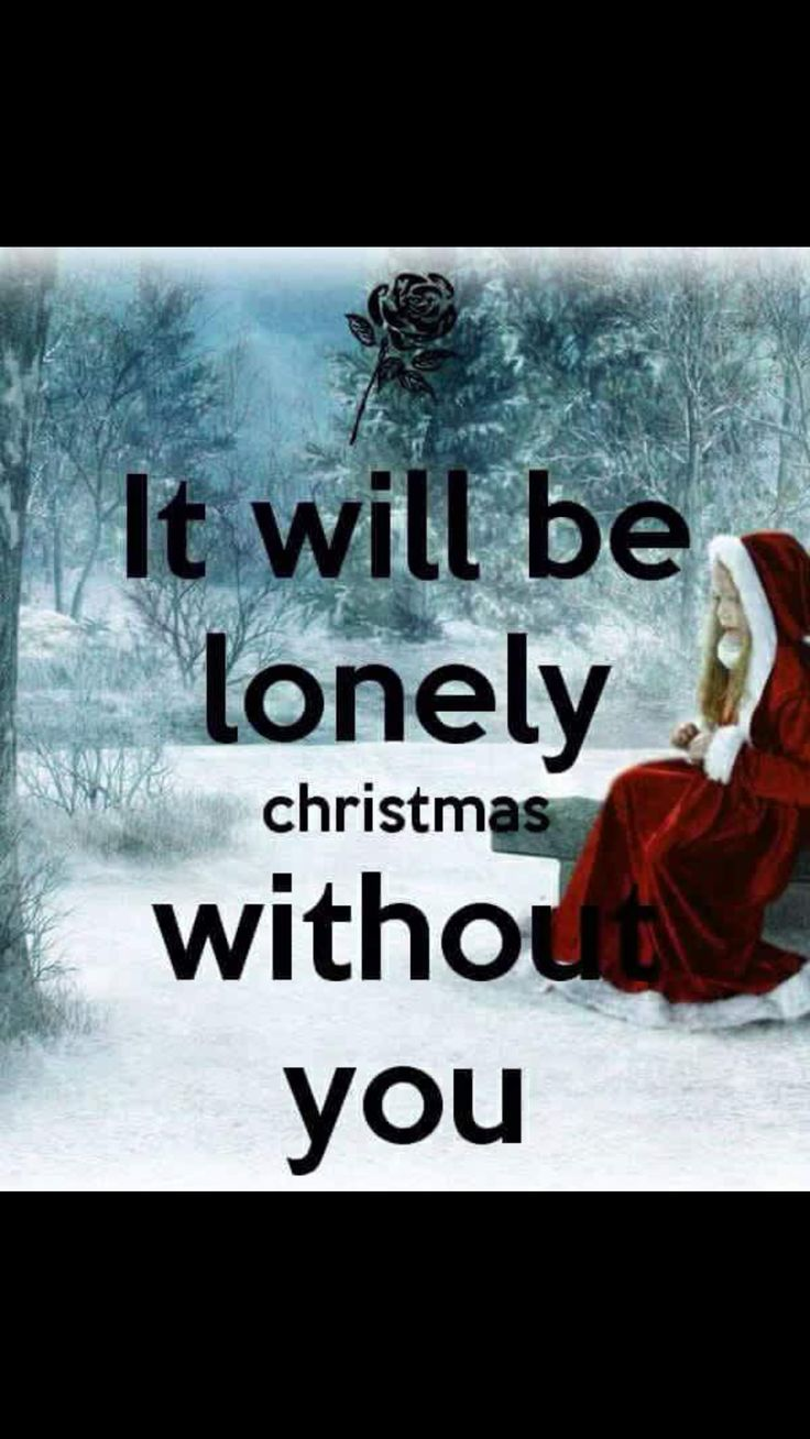 Brian - I wish you were here not only on Christmas but every day. ❤️
