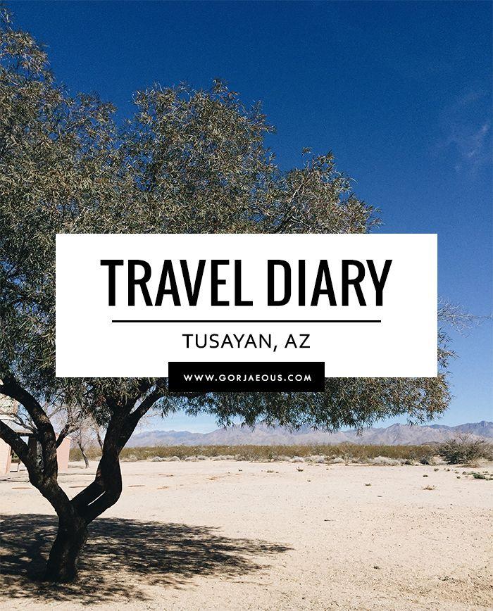 Travel Diary: Tusayan, AZ | SCATTERBRAIN