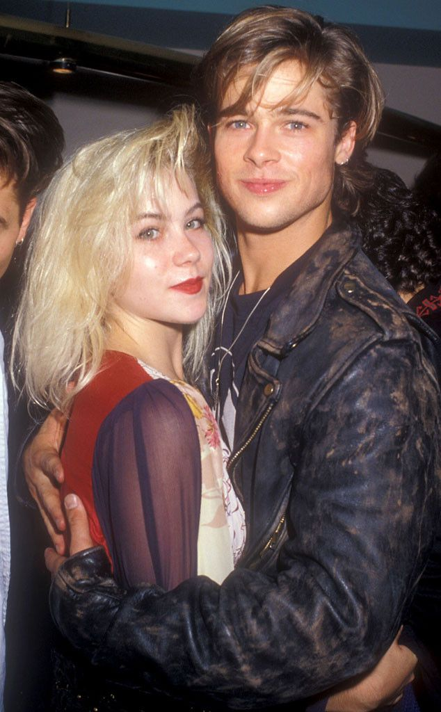 Christina Applegate: Brad Pitt & Angelina Jolie's Famous Exes