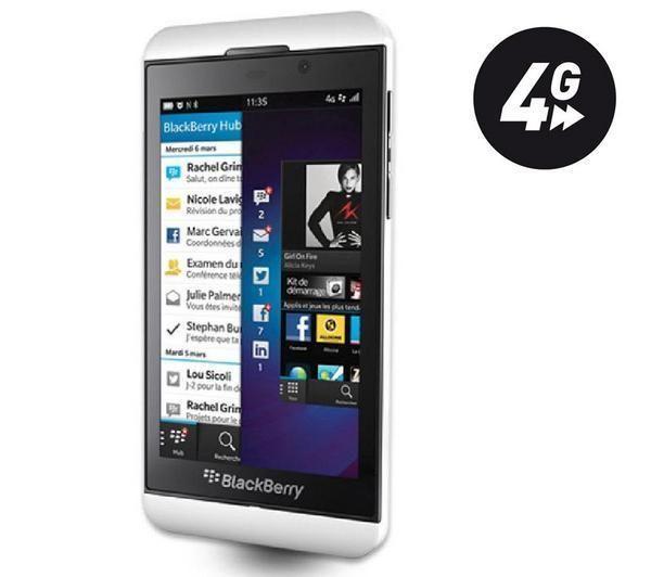 Il BlackBerry Z10 è uno smartphone con un'interfaccia fluida ed intuitiva. Questo cellulare sfrutta il sistema operativo BlackBerry e un bellissimo display multi-touch da 4,2''.Il Z10 resta costantemente connesso grazie alla rete 3G e al WiFi.