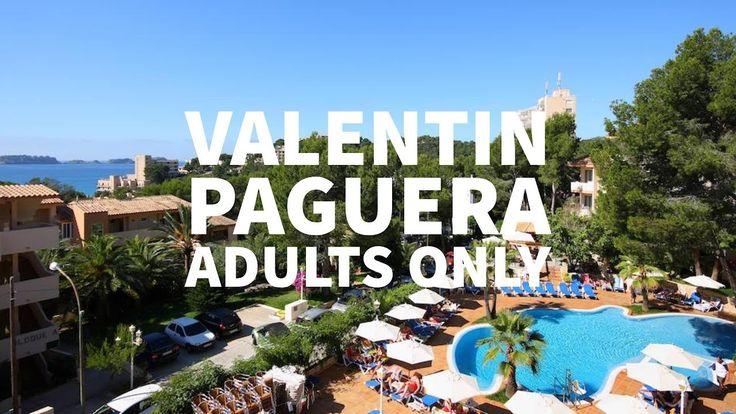 Hotel Valentin Paguera Adults Only en Paguera, Mallorca, España