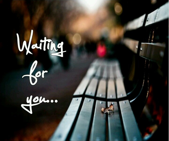 am waiting for you... I shouldnt have to because this is what you ...