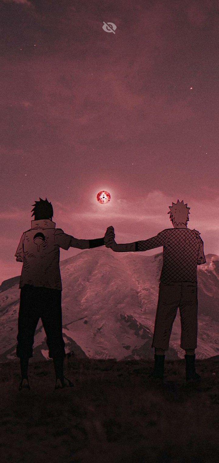 Pin By Revin On Home Screen Naruto Painting Naruto Art Naruto And Sasuke Wallpaper