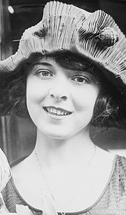 Kathleen Morrison a.k.a. Colleen Moore in 1920 -Married four times; John McCormick (m.1923-1930); Albert P. Scott (m. 1932-1934); Homer P. Hargrave (m. 1937-1964); & Paul Magenot (m. 1983-1988)