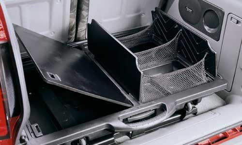 Aztek Sliding Rear Cargo Tray Car Storage Pinterest