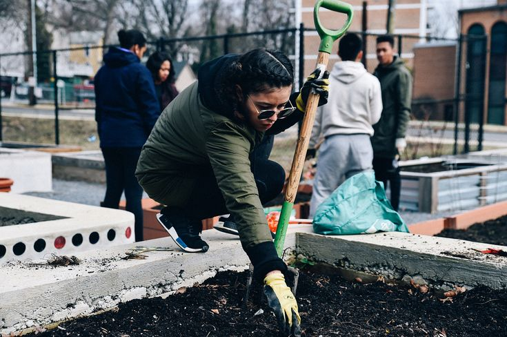 Todays work day at Langdon Garden was a success! Volunteer with @wechipn and earn your #BCFest2018 ticket today!! #causes #donate #change #activism #nonprofit #dogood #charity #socialgood #washingtondc #acreativedc #philanthrophy #fundraising #giveback #philly #dmv