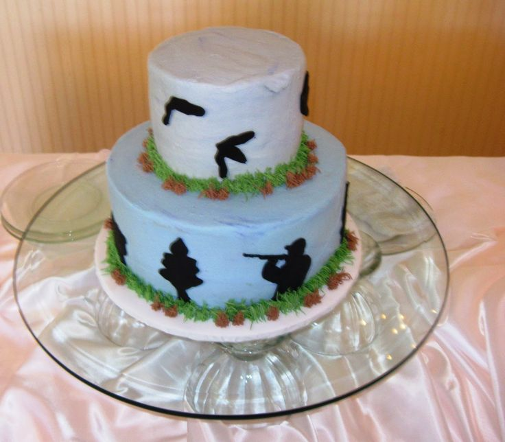 19 best Hunting/Fishing Cakes images on Pinterest ...