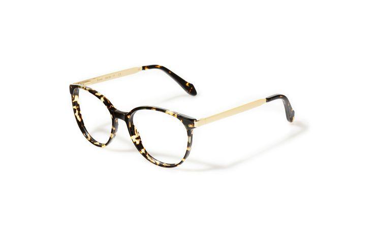 L.G.R sunglasses Mod. KEREN CM havana scuro gold