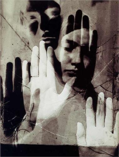Dora Maar (1936) by Man Ray