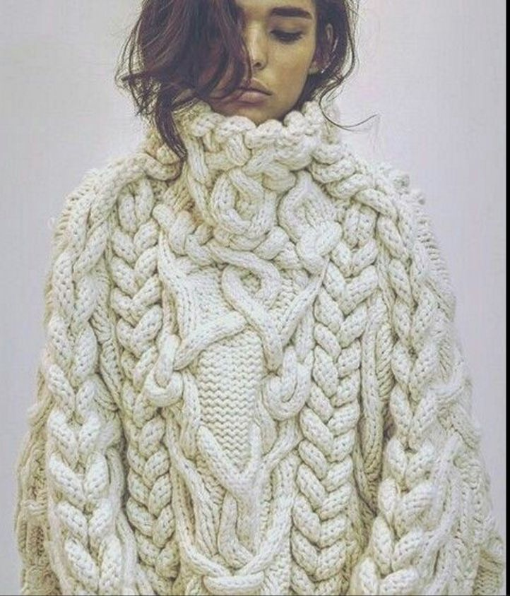 knitGrandeur: Cable Mania