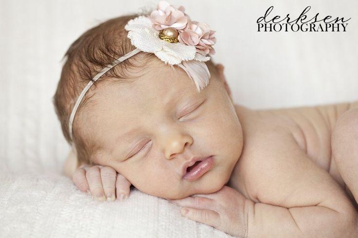 photographing newborn babies