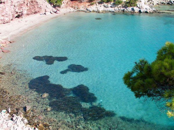Wondergreece.gr - Σκύρος, παραλία Αγαλίπα