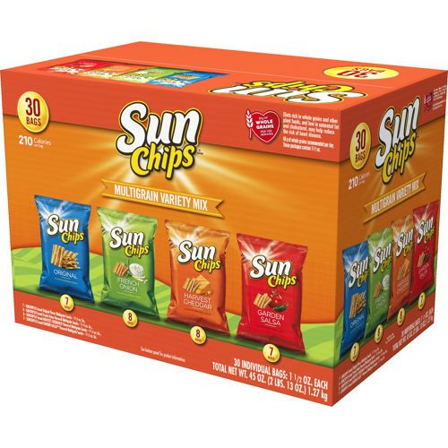 strategic marketing cases frito lay s sunchips Frito-lay brands, such as sunchips, rold gold and baked, were in the other efforts included the use of electric trucks to deliver lay's products frito-lay tried a number of initiatives in addition, frito-lay leaders proactively defended their market share against competitors through storytelling.