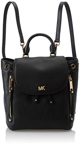 3e1232acba New Michael Kors Womens Evie Backpack Handbag Black (BLACK) online.   245   findanew offers on top store