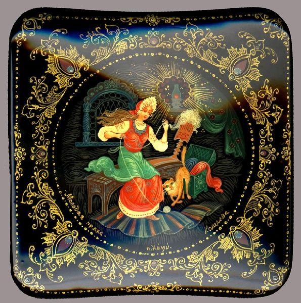 HOLUY-varnish miniature