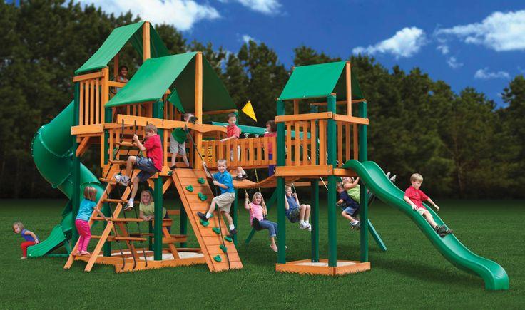 So Many Activities Gorilla Treasure Trove Wooden Play Set