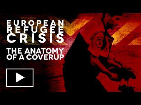 La verdadera historia detrás de la crisis de los refugiados / migrantes en Europa es mucho más extraña que la ficción. Video creado por StormCloudsGathering:...