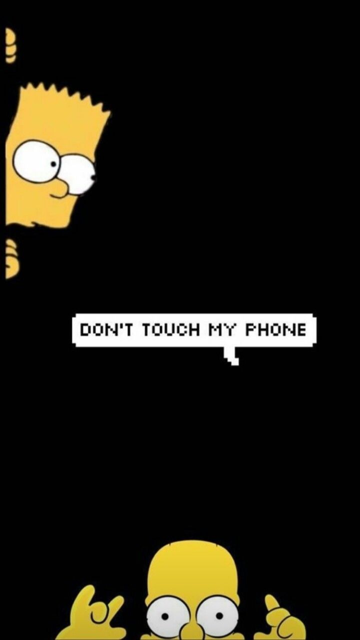 Pin By Nyx On Wallpaper Wallpaper Iphone Cute Cartoon Wallpaper Iphone Dont Touch My Phone Wallpapers