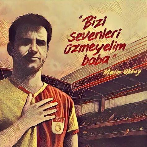 Nur içinde yat taçsız Kral #MetinOktay #galatasaray #futbol #efsane