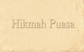 Hikmah Puasa ~ 10 Hikmah Puasa Ramadhan ini dapat dijadikan sarana perbaikan diri selama bulan puasa dan setelahnya...