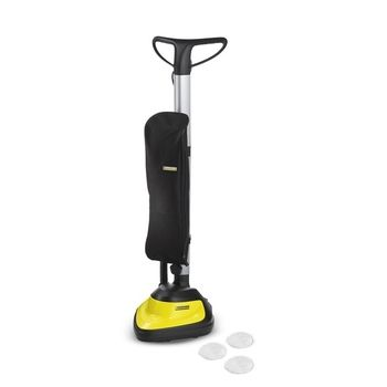 Karcher floor polisher FP303 is a domestic floor polisher that's lightweight, easy to move & ideal for polishing all hard floor surfaces