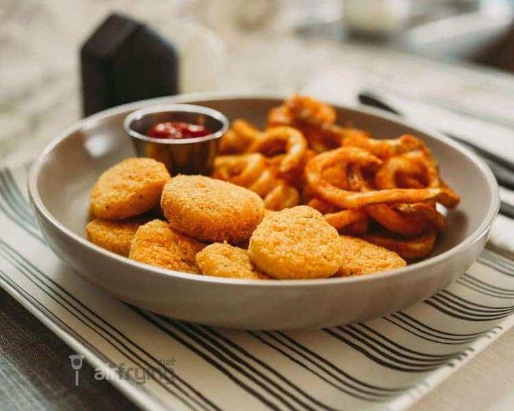 Frozen chicken nuggets in airfryer recipe chicken