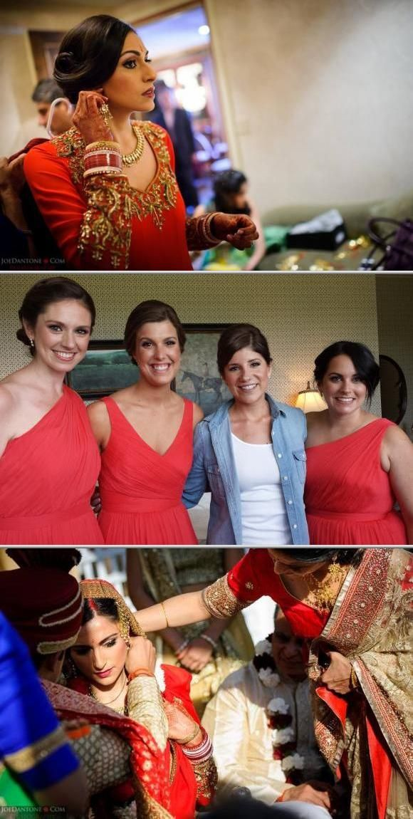 Cassidy Boch provides makeup application for weddings