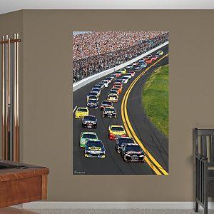 Daytona International Speedway - Pack Mural