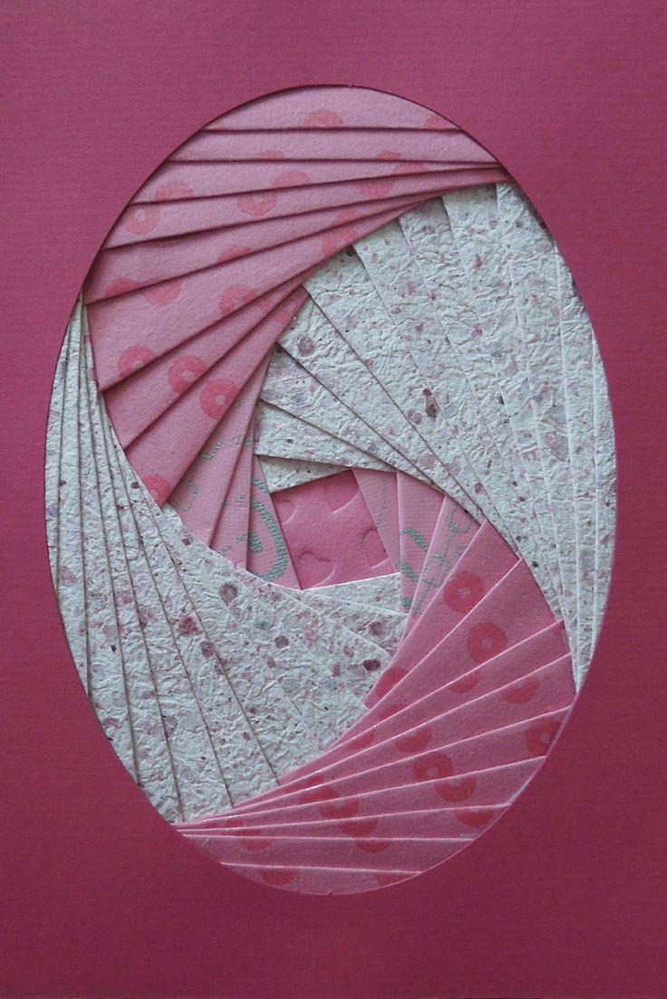 iris folding 0005 : Papier indien | IRIS FOLDING ...