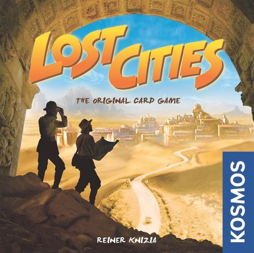Lost Cities | Image | BoardGameGeek