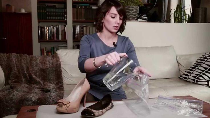 LRDS présente: Truc pour agrandir des chaussures