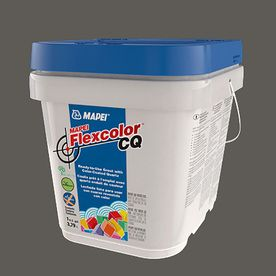 Mapei Flexcolor Cq 1-Gallon Charcoal Acrylic Premixed Grout 54701