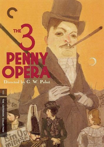 The Threepenny Opera [2 Discs] [Criterion Collection] [DVD] [1931]