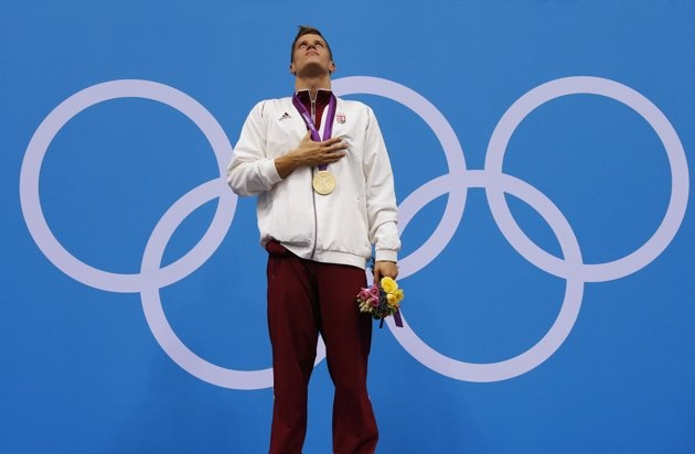 Daniel Gyurta of Hungary not only won gold, but beat a 3-year-old record in London. Gyurta said he would duplicate his medal in honor of fellow competitor Alexander Dale Oen of Norway, who died during a training session prior to the Olympics. Oen won the world championships in 2011 and was a favorite gold contender for the London Games. (Reuters)