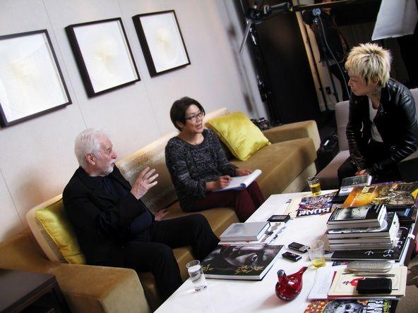 京(DIR EN GREY/sukekiyo)と映画監督 アレハンドロ・ホドロフスキーの対談が実現 | ガジェット通信