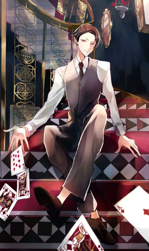 🍁Miyoshi | Joker Game (ジョーカーゲーム)