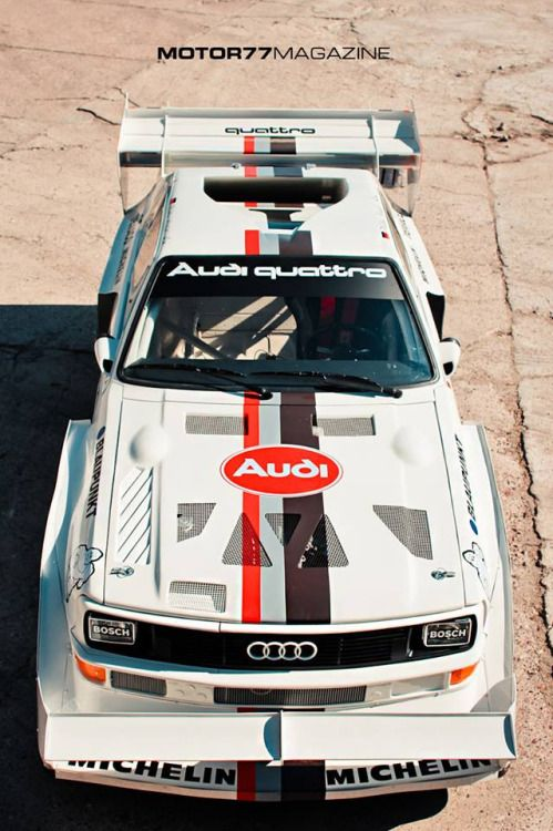 AUDI S1 PIKES PEAK via Motor77 More cars here.