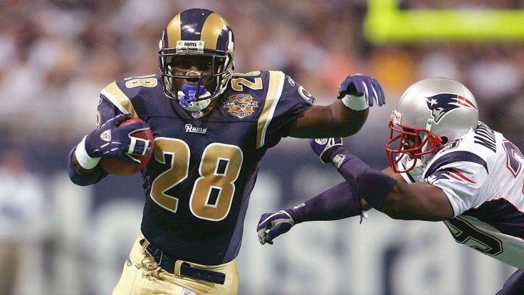 Marshall Faulk - Ranking the 16 greatest running backs in NFL history
