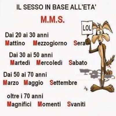 mms Sesso