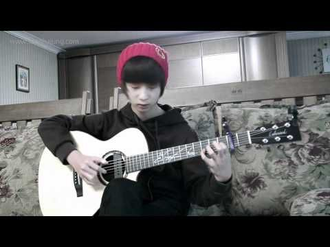 (ABBA) Happy New Year - Sungha Jung - http://www.justsong.eu/abba-happy-new-year-sungha-jung/