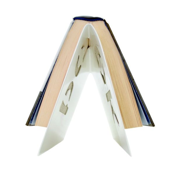 BOOK steel book rack - Rabose Workshop  BOOK is designed to serve you in a place where you like to read.