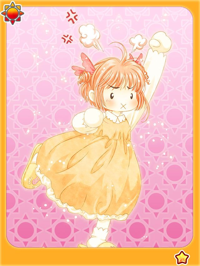 Cardcaptor Sakura Sakura To Fushigi Na Card Cardcaptor Sakura Wiki Fandom