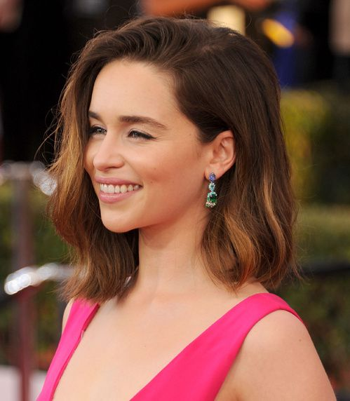 Boucles en diamants, bijoux vintage... Les bijoux des SAG Awards 2016
