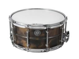 Taye 6.5 X 14 Vintage Brass Snare Drum