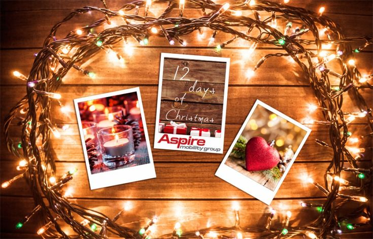 12 days of Christmas - Aspire Mobility Group